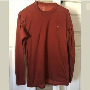 Boys Patagonia Long Sleeve Shirt